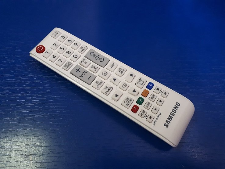 Пульт на самсунг телевизор картинка
